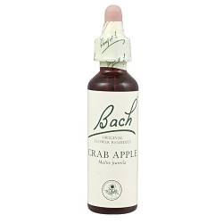 Crab Apple Flores de bach originales 20 ml