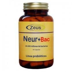 Neur + BAC  Zeus  30 cápsulas