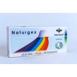 Internature NATURGEX 20 ampollas