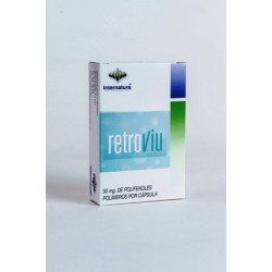 Internature RETROVIU 30 cápsulas