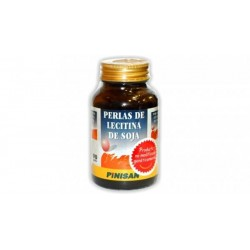 PERLAS LECITINA 90 perlas-500 mg - Pinisan