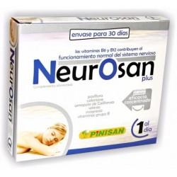NEUROSAN PLUS 30 Capsulas - Pinisan