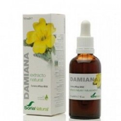 Extracto de Damiana - 50 ml - Soria Natural