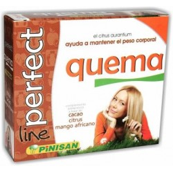 PERFECT LINE QUEMA 30 Cápsulas - Pinisan