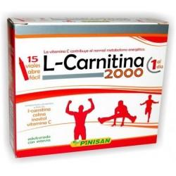 L-CARNITINA 2.000 15 viales - Pinisan