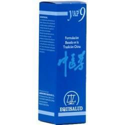 YAP 9 31 ml Equisalud -Vacio  de  YIN de Hígado-Riñón - GAN SHEN YIN XU