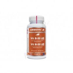 VIT B-50 AB COMPLEX 60 Tabletas Airbiotic