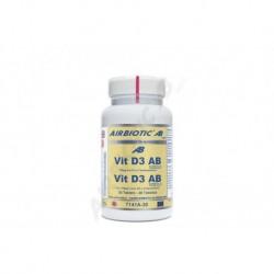 VIT D3 AB 5.000 UI 30 Tabletas Airbiotic