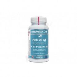ACEITE DE PESCADO 1.190 mg 60 cápsulas  Airbiotic