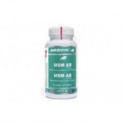 MSM 1.500 mg 90 Tabletas Airbiotic