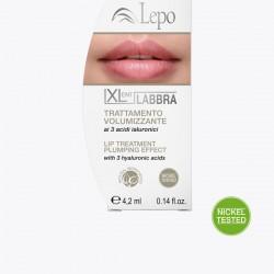 LEPO Xlent labios tratamiento voluminizante