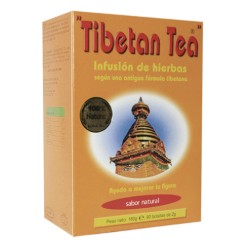 Tibetan Tea 90 Bolsitas ( SABOR NATURAL )