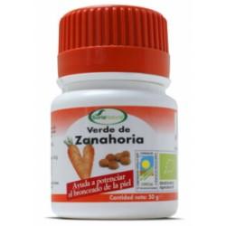 Verde de Zanahoria BIO  Soria Natural - 100 comprimidos
