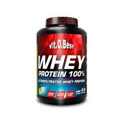 Whey Protein 100% Vitobest limón