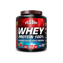 Whey Protein 100% Vitobest Fresa