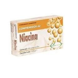 Niacina - 64 comp - Soria Natural