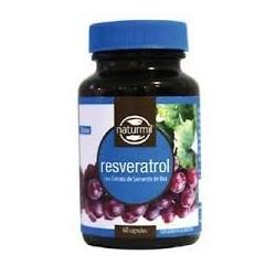 Resveratrol - 60 cap - Naturmil