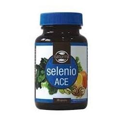 Selenio ACE - 30 Cap - Naturmil