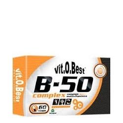 B - 50 Complex  - 60 cap - Vit.O.Best