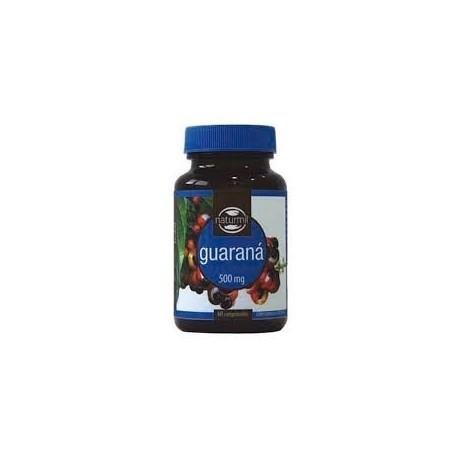 Guarana - 500 mg - 60 comp - Naturmil