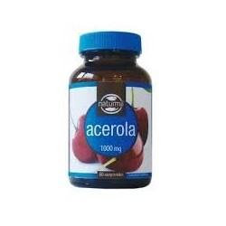 Acerola - 1000 mg - 60 comp - Naturmil