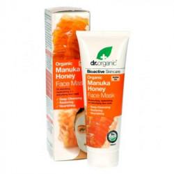 Dr.Organic Mascarilla facial de miel de Manuka 125 ml