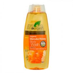 Dr.Organic Gel de ducha de miel de Manuka 250 ml