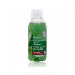 Dr.Organic Enjuague Bucal de Aloe Vera Organico 500 ml