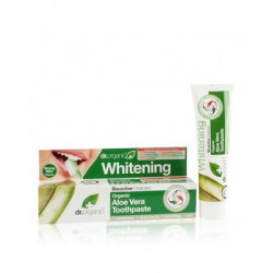 Dr.Organic Pasta Dental de Aloe Vera Organico 100 ml