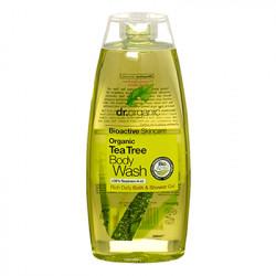 Dr.Organic Gel de baño o ducha de Aloe Vera Organico 250 ml
