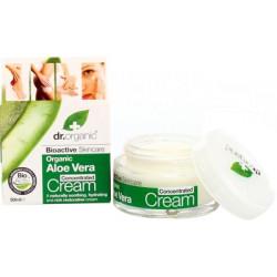 Dr.Organic Crema concentrada de Aloe Vera Organico 50 ml