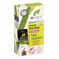 Dr. Organic Solución Antihongos Uñas Árbol del Té