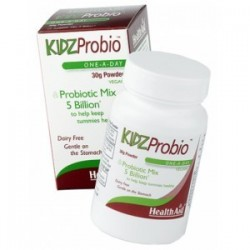 KidzProbio Polvo - 30 gr - Health Aid
