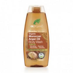 Dr Organic Gel de Baño de Aceite de Argán Marroquí - 250ml