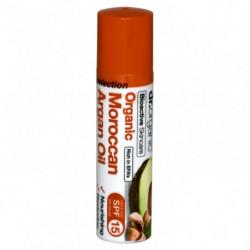 Dr. Organic Bálsamo Labial de Aceite de Argán Marroquí 5.7 ml