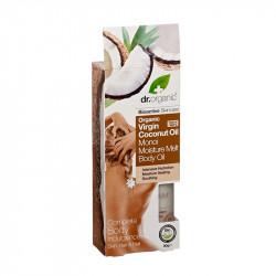 Dr Organic Coco Monoi Hidratante Corporal  - 90 GR.