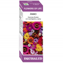 FLOWERS OF LIFE ÁNIMO - EQUISALUD - 15 ML.