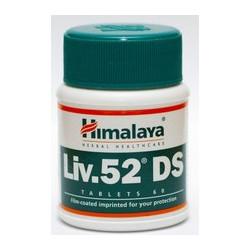 Liv.52  DSHimalaya 60 tabletas