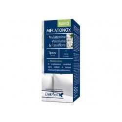 Melatonox Rapid Spray Bucal - 30 ml - Dietmed