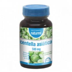 Centella Asiática  500 mg  90 tab  Naturmil