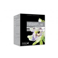 Relaxen Valeriana y Pasiflora - 60 comp - Dietmed