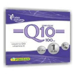 Q-10 -100MG -  30 Cápsulas - Pinisan