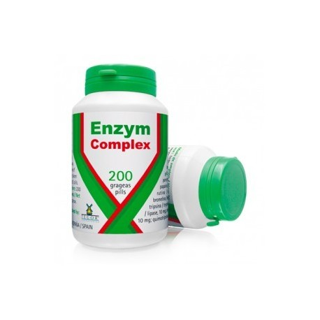 Enzym Complex  - 200 comp - Tegor