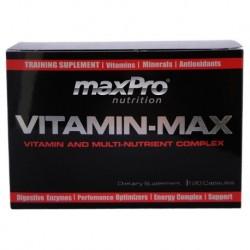 VITAMIN-MAX maxPro 120 cápsulas