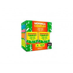 MORINGA COMPLEX 30 + 30 CÁPSULAS NOVITY