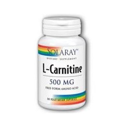 ACETYL L-CARNITINE 500MG - 30 CAPSULAS -SURA VITASAN