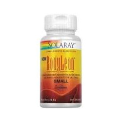 BODY LEAN 30 CAPSULAS -SOLARAY