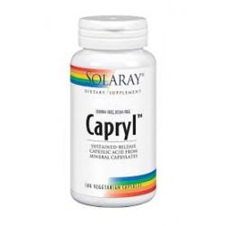 CAPRYL TM (acido caprilico) 100 CAPSULAS VEGANAS -SOLARAY