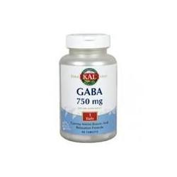 GABA 750 MG  30 - COMPRIMIDOS