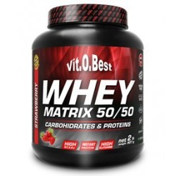 WHEY MATRIX 50/50 ( VIT.O.BEST ) 4LB (1.814KG)